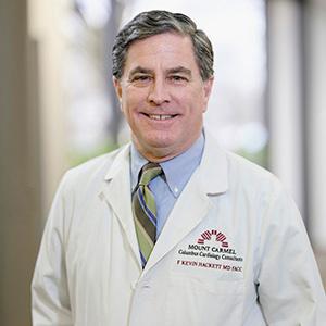 Dr. F K. Hackett, MD