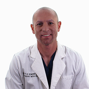 Dr. Scott A. Scherr, MD - Henderson, NV - Emergency Medicine