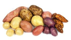 The Best Potatoes for Your Heart