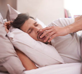 Sleep Apnea Treatment May Ease High Blood Pressure