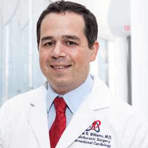 Dr. Mathew R. Williams, MD - New York, NY - Vascular Surgery