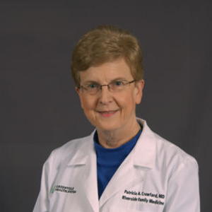 Dr. Patricia A. Crawford, MD