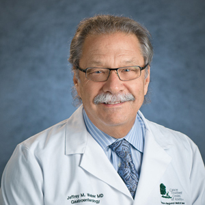 Dr. Jeffrey M. Weber, MD