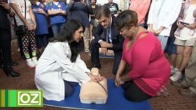 Introducing the Texas Two Step CPR Campaign