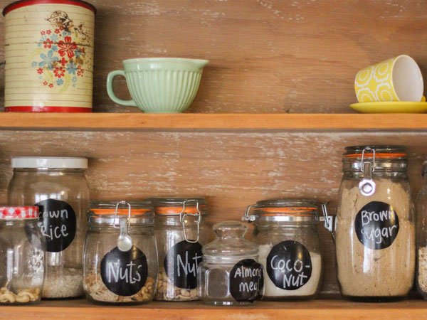 Healthy Must-Haves for Your Pantry