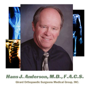 Dr. Hans J. Anderson, MD