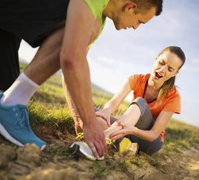 Weekend Warrior: Simple Self-Care for Minor Strains, Sprains and Bruises