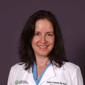 Dr. Denise A. Broderick, MD - Greenville, SC - Gynecology