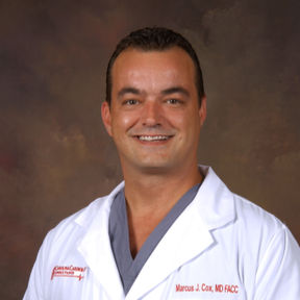 Dr. Marcus J. Cox, MD - Greenville, SC - Cardiology (Cardiovascular Disease)