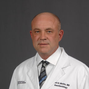 Dr. Mark D. Mathis, MD