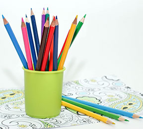 4 Reasons You Should Try Coloring