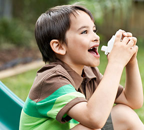 Asthma and Allergies in the Classroom