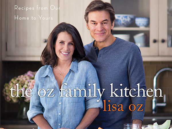 "Dinner Recipes From ""The Oz Family Kitchen"""