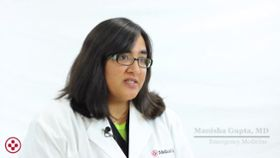 Dr. Gupta - When Should I Go to the Emergency Room (ER) for Flu Symptoms?