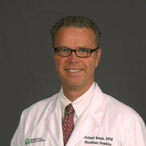 Dr. Richard G. Braun, DPM