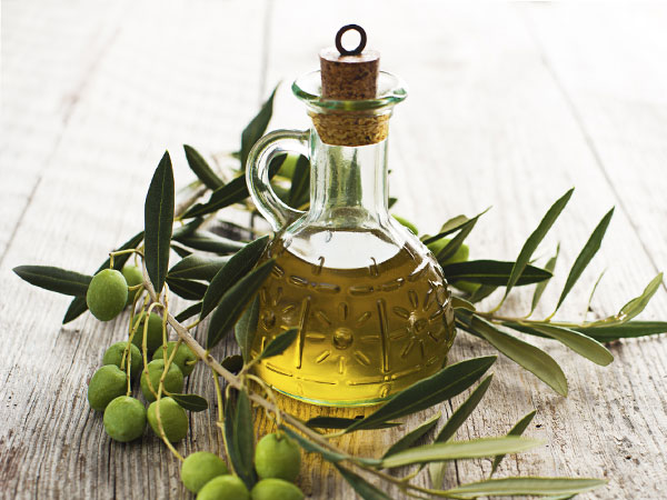 Heart-Healthy Olive Oil