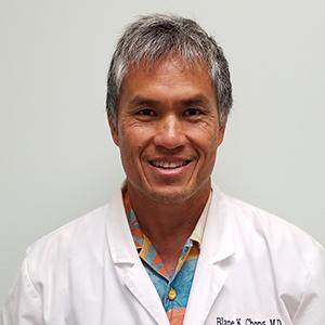 Dr. Blane K. Chong, MD