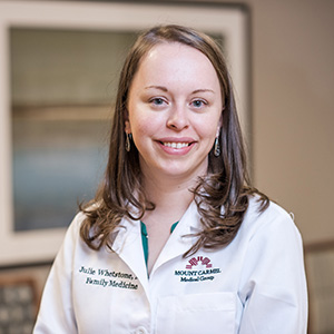 Dr. Julie R. Whetstone, MD