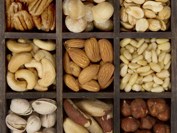 Top 10 Cities for Nut Lovers