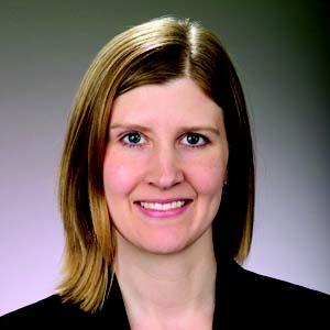 Dr. Julie E. Hallanger Johnson, MD