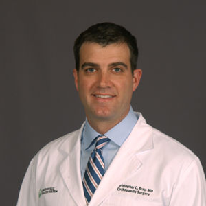 Dr. Christopher C. Bray, MD - Greenville, SC - Orthopedic Surgery