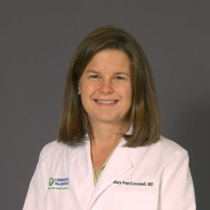 Dr. Mary-Fran R. Crosswell, MD
