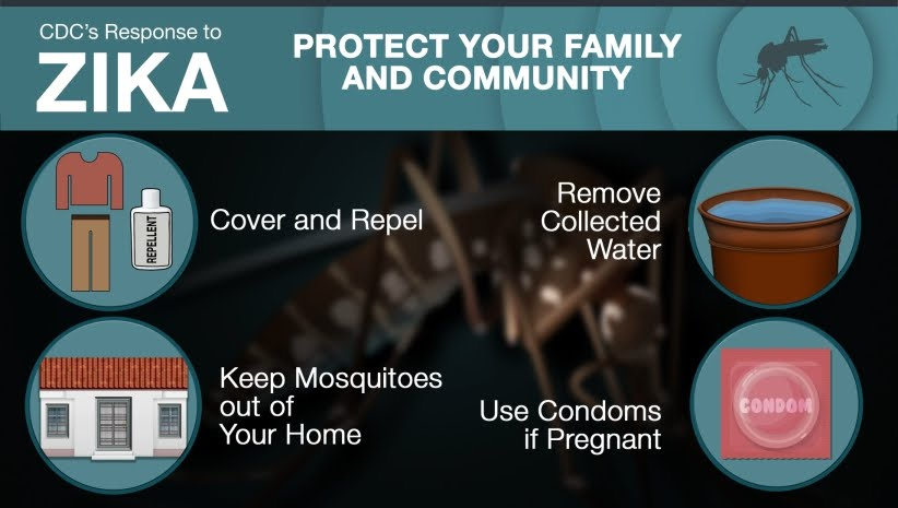 Zika Virus Prevention: Summary for General Public in Puerto Rico
