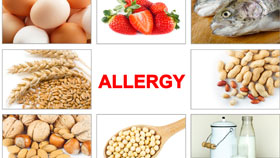 Food Allergies & Food Intolerance
