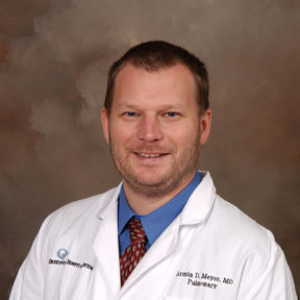 Dr. Armin D. Meyer, MD