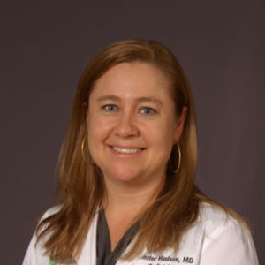 Dr. Jennifer A. Hudson, MD
