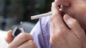 Can I reverse the aging process caused by smoking?