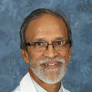 Dr. Kapisthalam S. Kumar, MD