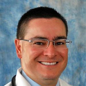 Dr. Alvaro Alonso Aparicio, MD