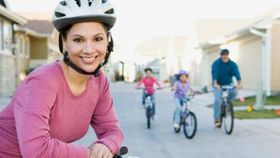 Protect Your Noggin with a Bike Helmet