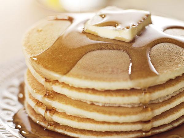 Worst Junk Food #6: Big Pancake Breakfast