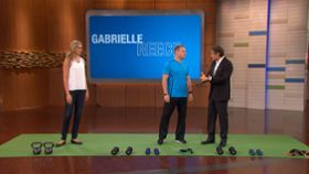"""Gabrielle Reece on Her New TV Show, """"Strong"""""""
