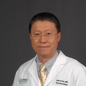 Dr. John P. Kim, MD