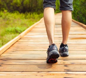 Walking for Fitness: Walk This Many Miles to Stay Fit