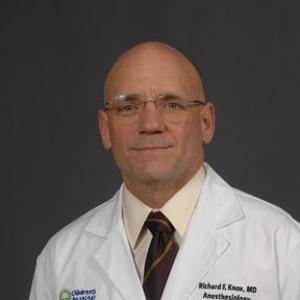 Dr. Richard F. Knox, MD