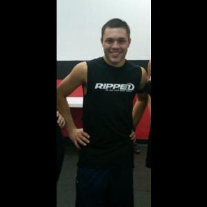 Lucas Zarlengo , NASM Elite Trainer