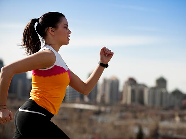 Exercise Away Stress