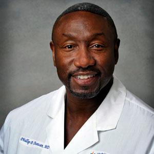 Dr. Phillip B. Duncan, MD