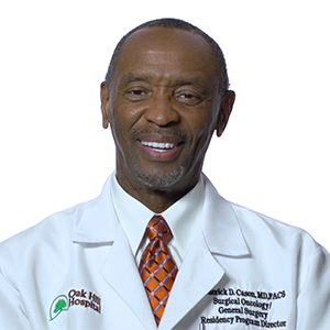 Frederick D. Cason, MD