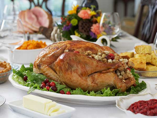 8 Healthy Thanksgiving Recipes