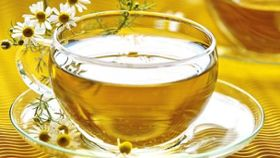 Sip Chamomile Tea to Stress Less