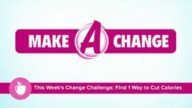 Sharecare's Make a Change Challenge #1-Cut Calories