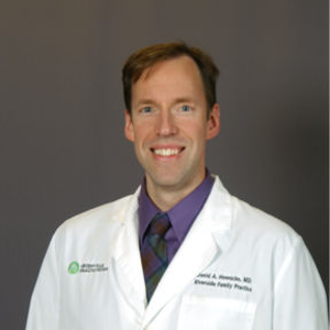 Dr. David A. Hoenicke, MD