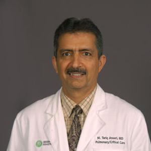 Dr. Mohammad T. Ansari, MD