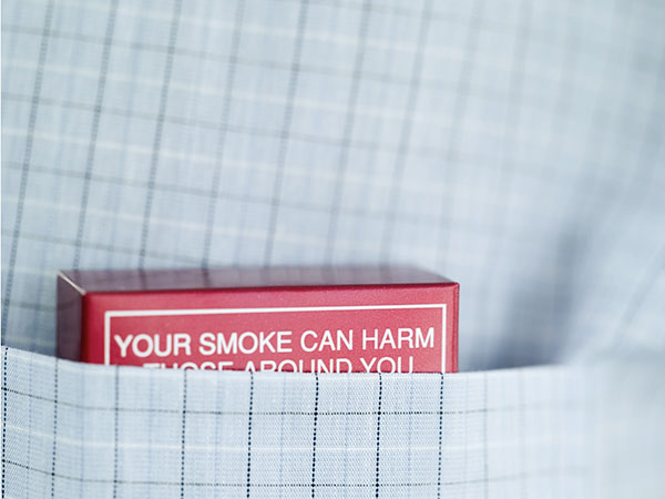 2006: Secondhand Smoke Harms
