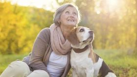How Your Dog Helps You Lose Weight & Lower Blood Pressure